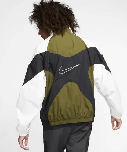 Nike Trainingsjacke oliv