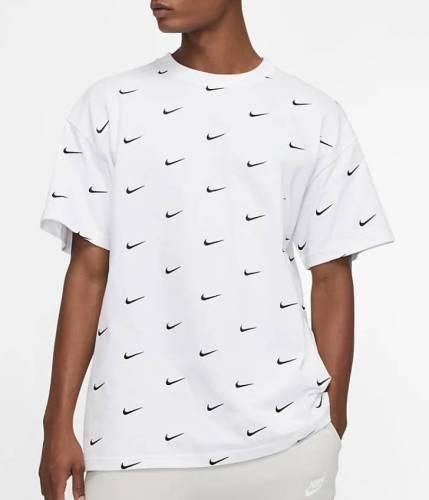 Nike Viele Swoosh Logos T-Shirt