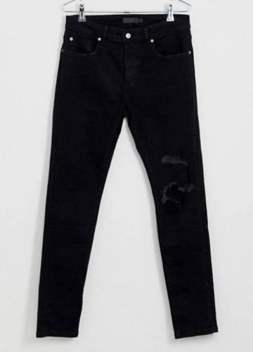 Ufo361 Style Jeans schwarz