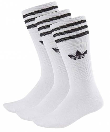 Adidas Solid Crew Socken
