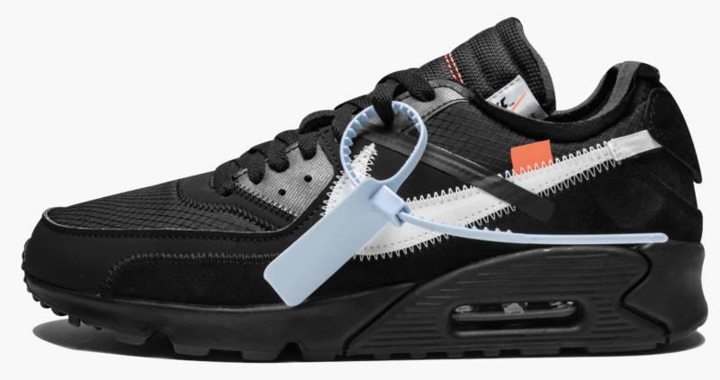 Capital Bra Nike x Off-White Schuhe