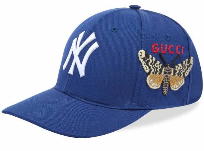 Capital Bra NY Cap blau