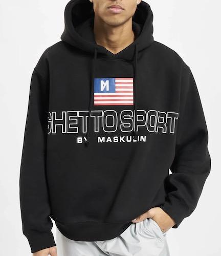 Fler Ghetto Sport Hoodie