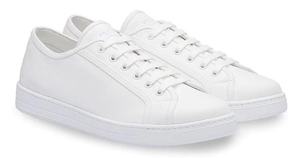 Fler Sneaker weiß