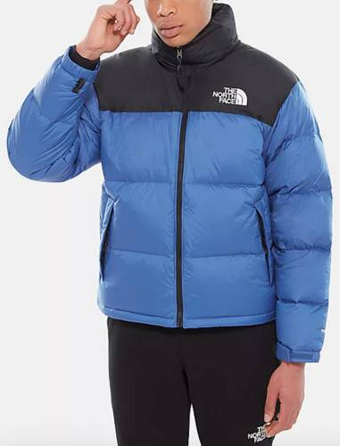 King Khalil The North Face Winter Jacke