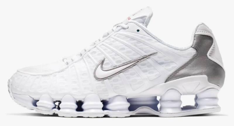 King Khalil Vay Vay Outfit Nike Shox