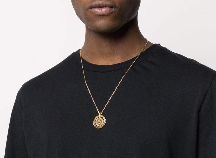Kollegah Halskette Versace