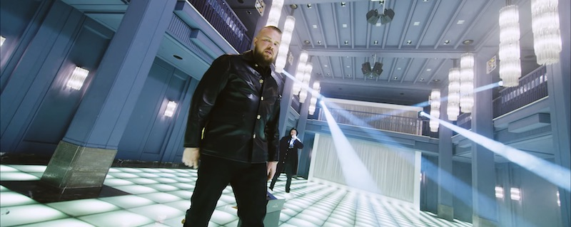 Kollegah Outfit