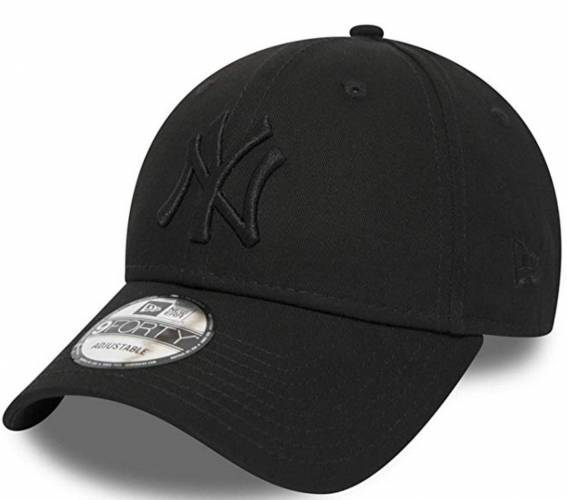 New Era Cap black