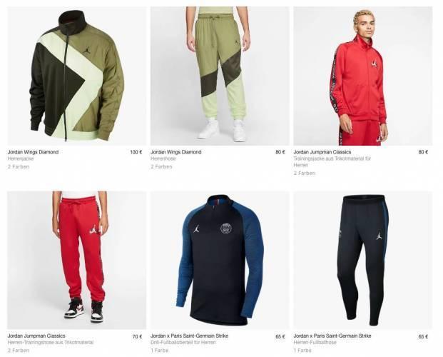 Nike Jordan Anzug Overview