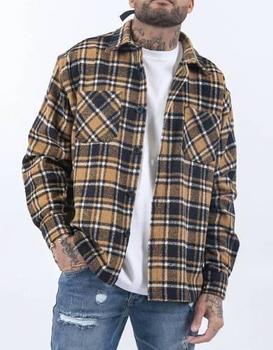 Pegador Fashion Flanell Jacke