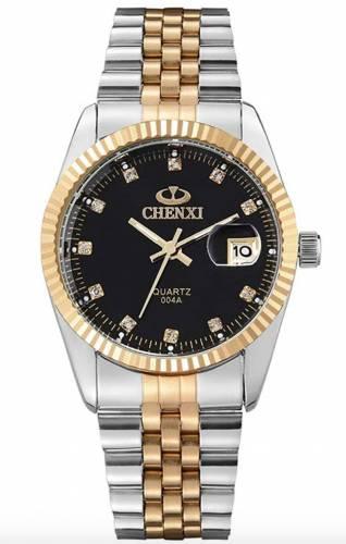 XLORDX Armbanduhr Analog Quarz Uhr