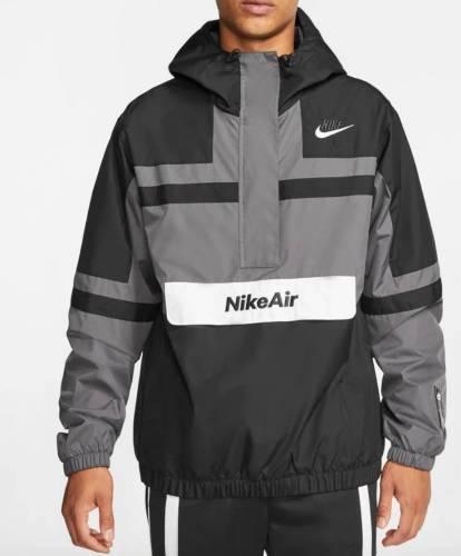 Maxwell Nike Jacke grau