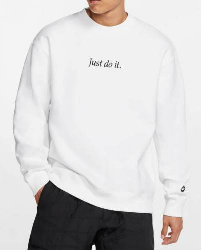 Nike Just Do It Sweater