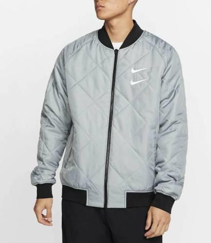 Nike Swoosh Bomberjacke wendbar