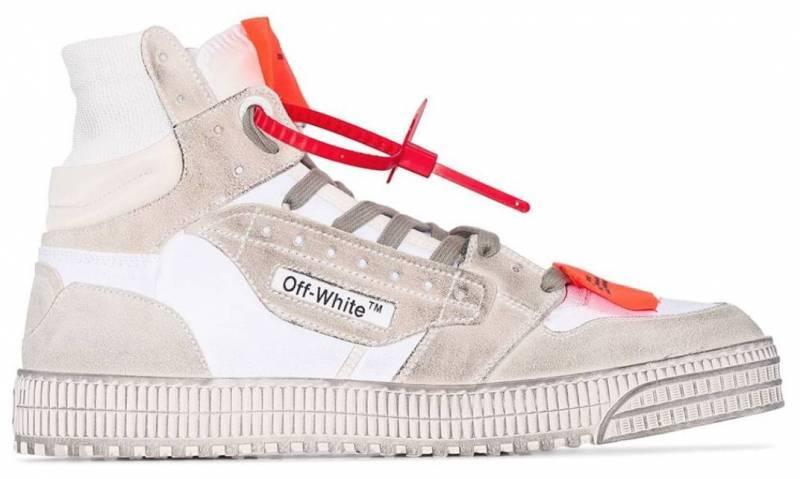 Nimo Off-White Sneaker