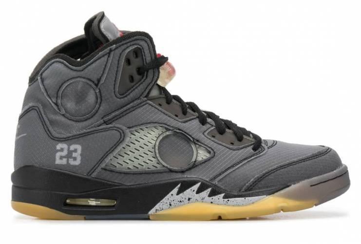 Ufo361 Jordan x Off-White Schuhe