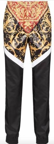 18 Karat Anzug Versace Hose