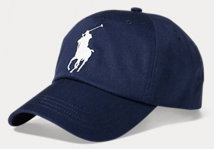 Miami Yacine Polo Cap blau