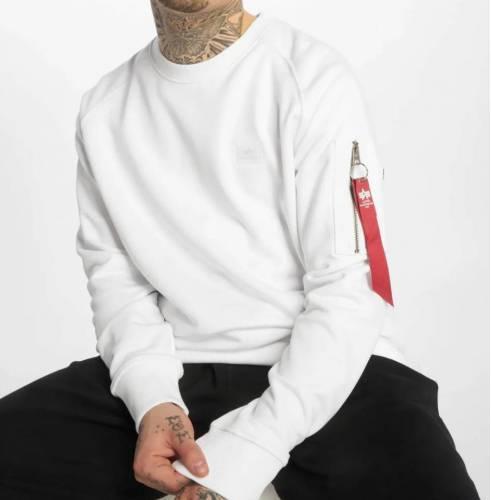 Nash Pullover weiss Alternative