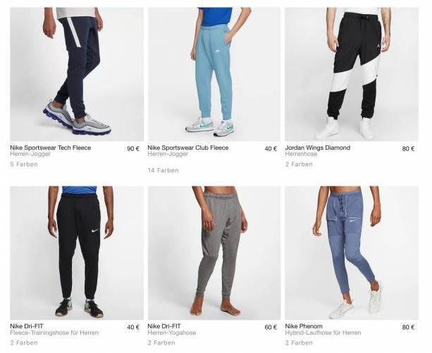 Nike aktuelle Jogger