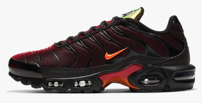 Bonez Nike TN Schuhe rot