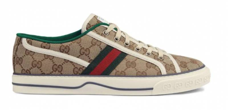 Capital Bra Gucci Schuhe