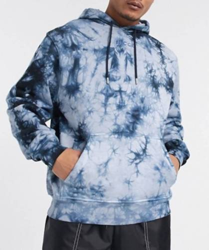 Data Luv Hoodie Blau Alternative