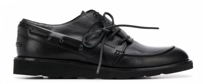 Luciano Kleidung Schuhe schwarz