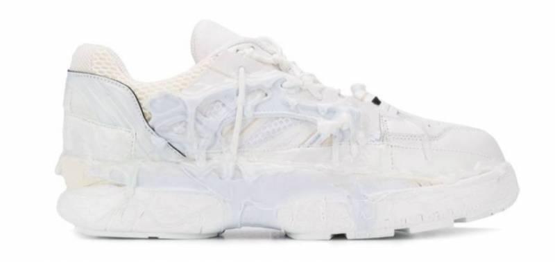 Luciano Schuhe weiß