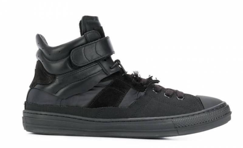 Luciano Sneaker schwarz