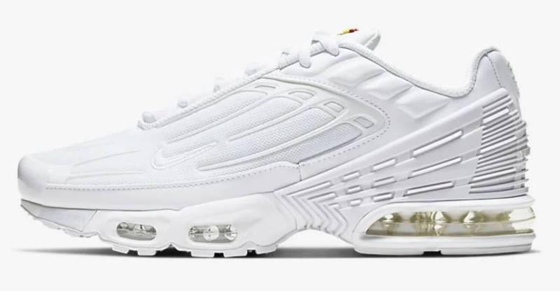 LX Nike TN weiß