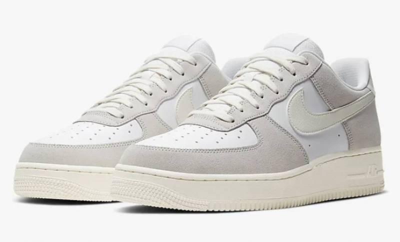 Nike Air Force 1 Platinum Tint