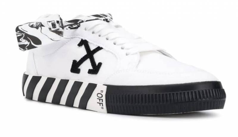 Off-White Vulcanized Sneaker