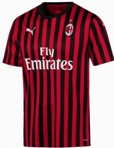 Pashanim Trikot AC Milan