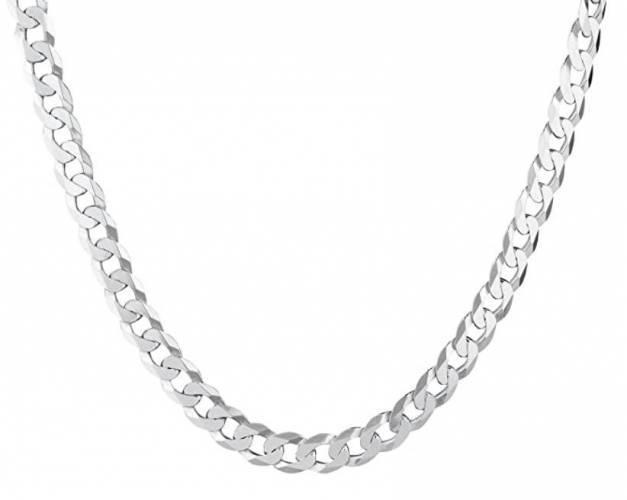 Sterll Halskette Silber
