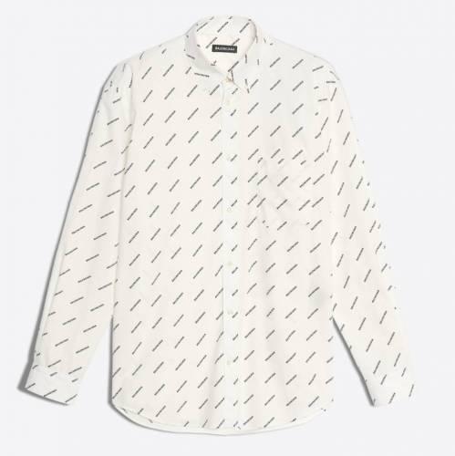 Veysel Balenciaga Hemd