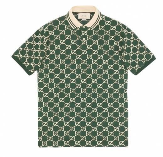 Veysel Gucci Poloshirt gruen