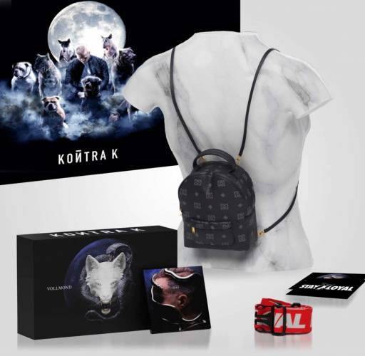 Vollmond Premium Boxset Female