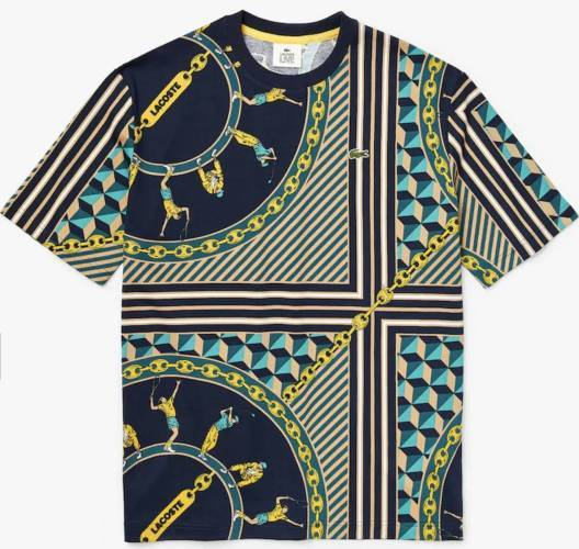 Bonez MC Lacoste T-Shirt