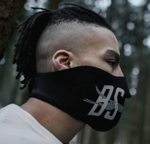 BSTN X Raised by Wolves Maske