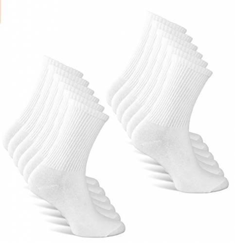 Classics Socken weiß