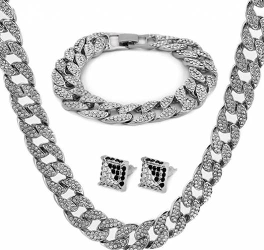 CZ Ied Out Kette