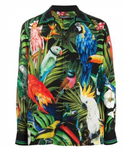 Hawaiihemd Dolce Gabbana
