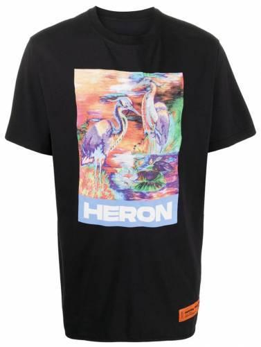 Heron T-Shirt Sommer