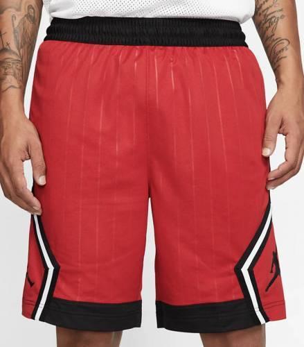 Jordan Diamond Shorts schwarz