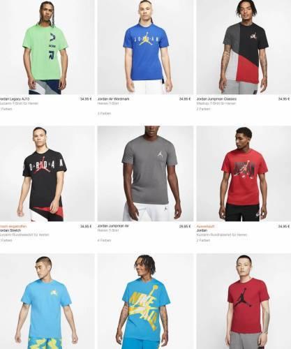 Jordan T-Shirts Sommer