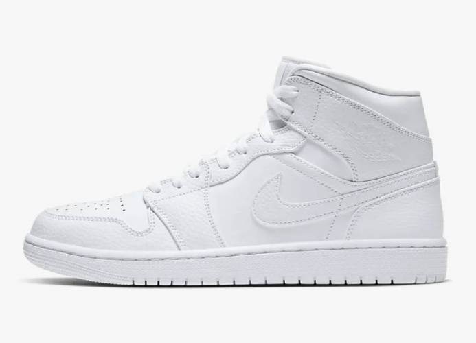 Nike Air Jordan 1 weiß