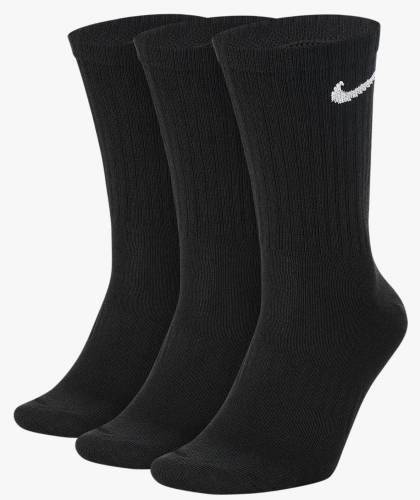 Nike Crew Socken schwarz