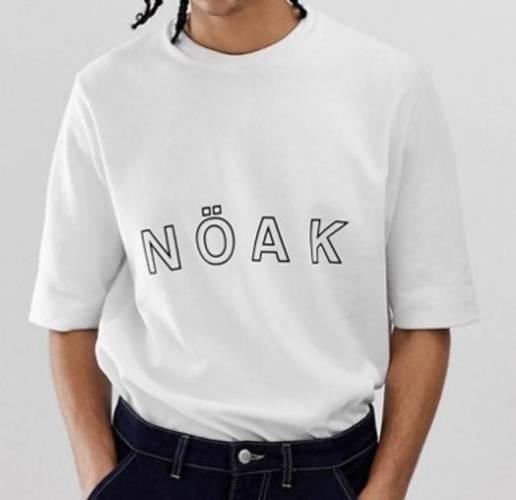 Nöak T-Shirt oversized